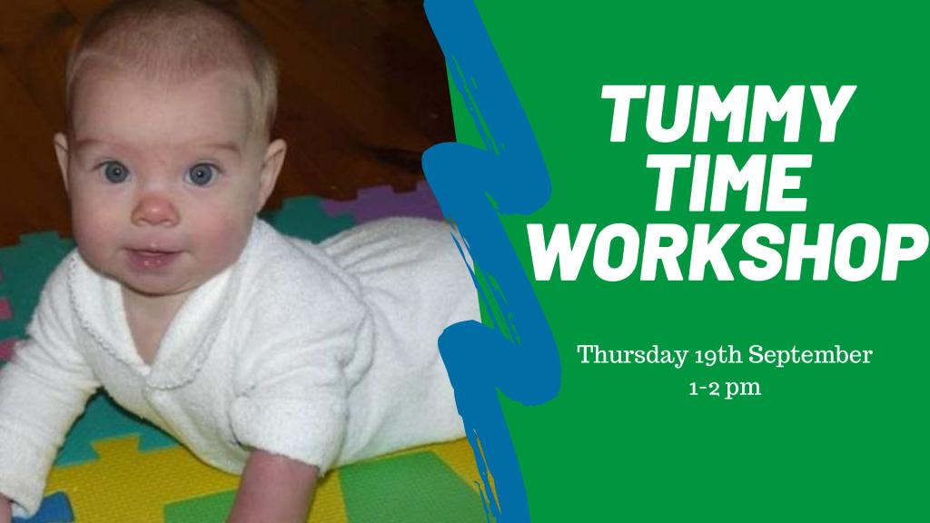Tummy time Workshop. 1